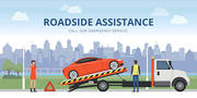 247 Unlimited Emergency Roadside Assistance